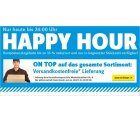 Happy Hour bei Conrad nur heute bis 24 Uhr bis 60% …