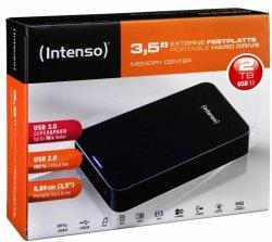 Intenso Memory Center 2TB Festplatte mit USB 3.0 für insgesamt nur 69,99€ @eBay