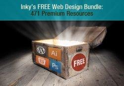 Kostenloses Web Design Bundle im Wert von 499 Dollar
