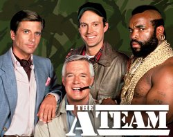 Kult ! A-Team Gesamtausgabe Box – 27 DVD z.Z. 29,99€ @Amazon