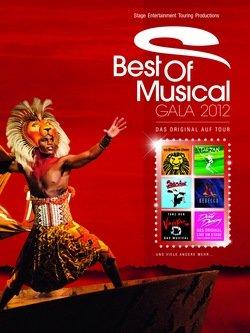 Musical Tickets Preisklasse II nur 99€ Aktion bis 19.03.13 bei Stage