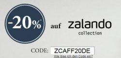 Neue Zalando-Gutscheine mit bis 20% Rabatt
