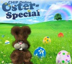 Oster-Special 2013 – Chip Online verschenkt Ostereier mit Software-Vollversionen ab Karfreitag