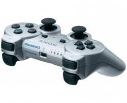 PS3 Dualshock Wireless Controller Silber 34,98€ | SMDV
