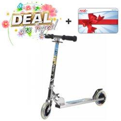 Scooter X-Slide 144 silber mit Xpulse Design nur 19,95€ satt 34,95€ +5€ Gutschein geschenkt – Online @Real.de