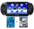 Sony PlayStation Vita WiFi + Game Little Big Planet + 4GB Speicherkarte für 170€ (statt 225€)