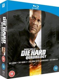 Stirb langsam Quadrilogy auf Bluray nur 17€ bei zavvi.com inkl. Versand