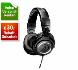 Studiokopfhörer Audio-Technica ATH-M50 – mit redcoon Gutschein 30€ sparen