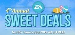 Sweet Deals bei EA: bis zu 90% Rabatt auf 55 Spiele für iOS, Android und WP