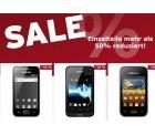 Tchibo Smartphone- und Frühlings-SALE mit bis zu 50% Rabatt