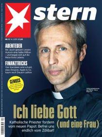 Tipp! Zeitschrift Stern kostet einmalig nur 1,00€ statt 3,50€ am Kiosk euer Wahl ! Als App Gratis