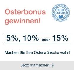 Tom Tailor Osterbonus 5% / 10% / 15% Gutscheincode
