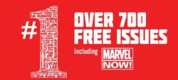Über 700 digitale Marvel Comics (englisch) gratis bei Comixology