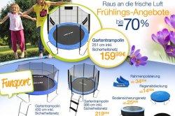 Ultrasport Outdoor Fitness Sale mit bis zu 70% Rabatt @Amazon