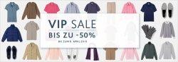 VIP Sale bei Lacoste mit bis zu -50% Rabatt