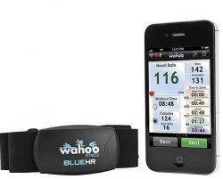 Wahoo Herzfrequenzgurt Blue HR für iPhone u.a. Nur 64,95€ dank 15€ Gutschein @karstadt.de