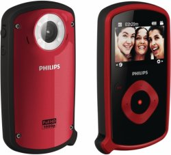 Philips CAM150 Camcorder HD für nur 84,94€ statt 199€  bei groupsales