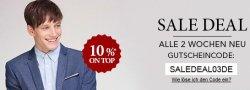 Zalando Sale Deal | 10% on Top auf reduzierte Artikel