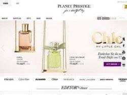 25€ Gutschein auf Parfum MBW 50€ bei Planet Prestige