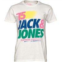 3 Jack & Jones T-Shirts für 20€ + 4,99€ Versand (VSK frei ab 50€ mit dem Code: KL50) bei mandmdirect