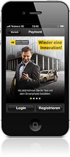 5€ Rabatt auf eure Taxifahrt, unabhängig davon, was eure Fahrt kostet – Eine kurze Strecke ist also gratis möglich!