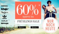 60% Frühlingsrabatt bei dressforless + 10€ Newslettergutschein