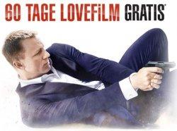 60 Tage Lovefilm GRATIS-AKTION, dabei 35,98 € sparen