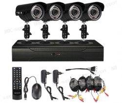 8er Set Überwachungskamera mit Nachtsicht und DVR Sicherheitssystem für nur 139,99€ inkl.  Versand @eBay