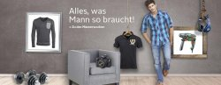 Aktion Männerwochen bei otto.de + versandkostenfrei Gutschein ODER 15,95 € Neukunden-Gutschein