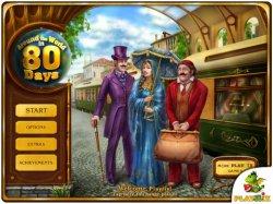 Around the World in 80 Days HD (Premium) für iPad gratis, vorher 4,49 Euro