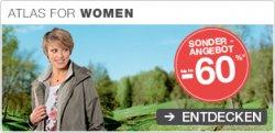 Bei Atlas Outdoor 20€ Gutschein und Frühlingsrabatte bis 60%