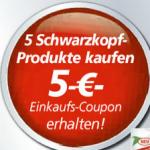 [Lokal] Bei real 5 Schwarzkopf Produkte kaufen und 5€ Einkaufsgutschein erhalten