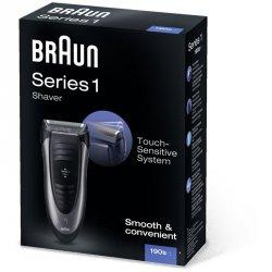Braun Series 1-190s Elektrorasierer mit Gutschein nur 33,74€ @MeinPaket.de