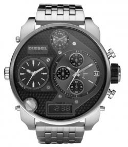 Diesel XL Edelstahl Herren-Armbanduhr Mr. Daddy für nur 247,35€ statt 319€ (inkl. Versand) @Amazon
