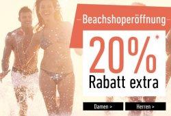 dress-for-less: Rabatte bis 70% + 20% Extrarabatt auf Beachkleidung + 10€ Gutschein