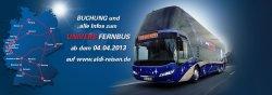 Fernbus-Tickets ab Donnerstag bei Aldi @aldi-reisen.de