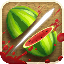 Fruit Ninja für iPad, iPhone gratis