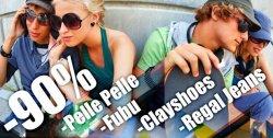 Hoodboyz: Wieder 90% RABATT auf die Marken Pelle Pelle, Fubu, RegalJeans & Shmack