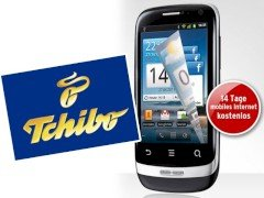Huawei Ideos X3 nur 49,95 € bei Tchibo inkl. Prepaid-SIM-Karte & 5 Euro Startguthaben