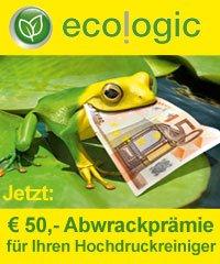 Kärcher Aktion Alt gegen neu 50€ Cashback für Altgerät