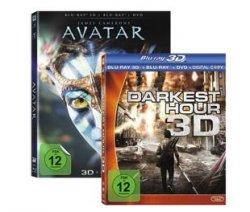 Kauft 2x 3D-Blu-rays bei Amazon – 10 Euro werden euch im Warenkorb erstattet