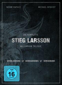 Komplette Stieg Larsson Millennium Triologie auf Bluray für 10€