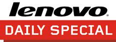Lenovo Daily Special