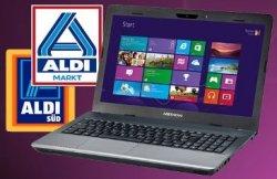 Medion Akoya P6640 15.6″ Multimedia Notebook @Aldi Nord / Süd mit 1TB HDD, 8 GB RAM, GeForce Grafik
