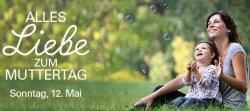 Muttertag-Aktion bei eBay – 299 Artikel zur Auswahl – Rabatte bis 49%