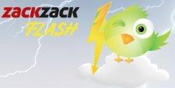 Nächster ZackZack-Flash! am Sonntag den 14.04 ab 18 Uhr
