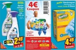 Netto: 4 Produkte kaufen 4€ Rabatt mit Gutschein