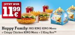 Neue Burger King Sparscheine gültig bis 14.06.2013