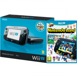 Nintendo Wii U Premium Pack 32GB mit Game Nintendo Land 251,89€ @Amazon.it