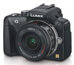 PANASONIC Lumix DMC-G3XEG-K + Objektiv X 14-42mm 344€ bei pixmania statt 566€